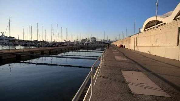 Waterfront, il piano. Giù i padiglioni, il via a metà 2022