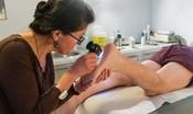 Covid:scoperti 6 'campanelli d'allarme'sulla pelle dei pazienti