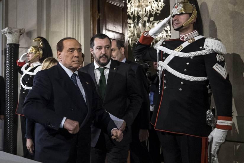 Salvini e la corsa al Colle