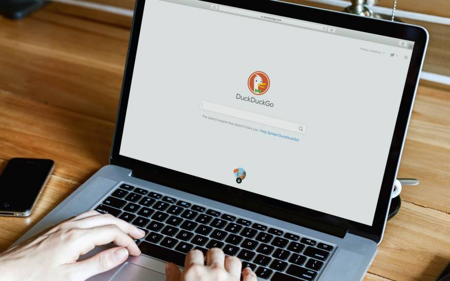 DuckDuckGo, record per il motore di ricerca che non ti spia