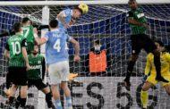 Lazio-Sassuolo 2-1: Milinkovic e Immobile firmano la rimonta biancoceleste