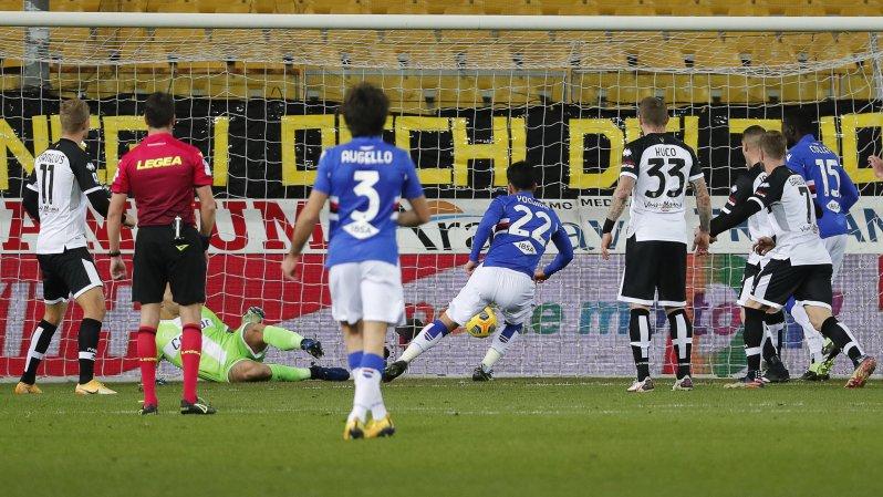 Parma-Sampdoria 0-2, Yoshida e Keita mettono ancora più nei guai i ducali