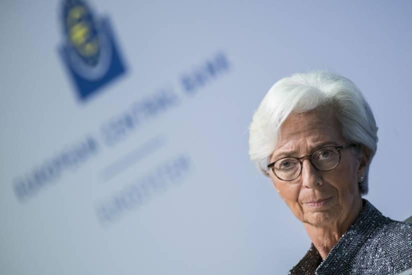 La Lagarde avverte Draghi: