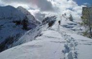 Valanga sulle montagne di Sestriere, due alpinisti dispersi